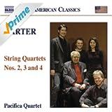 Carter, E.: String Quartets Nos. 2, 3 and 4