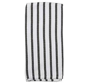 Gourmet Classics Casserole Kitchen Towel, Black