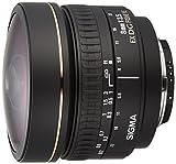 SIGMA 単焦点魚眼レンズ 8mm F3.5 EX DG CIRCULAR FISHEYE ニコン用 円周魚眼 フルサイズ対応 485597