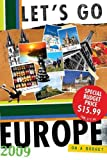 Let's Go 2009 Europe (Let's Go: Europe)