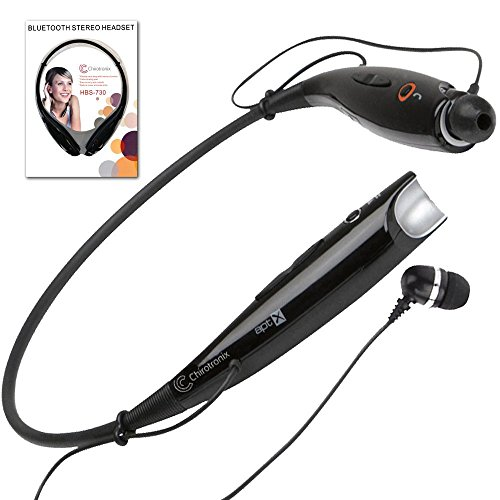 Chirotronix HBS730 Stereo Bluetooth Headset