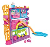 Polly Pocket Spin 'N Surprise Hotel Playset