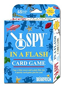 Briarpatch Spy in Flash Card