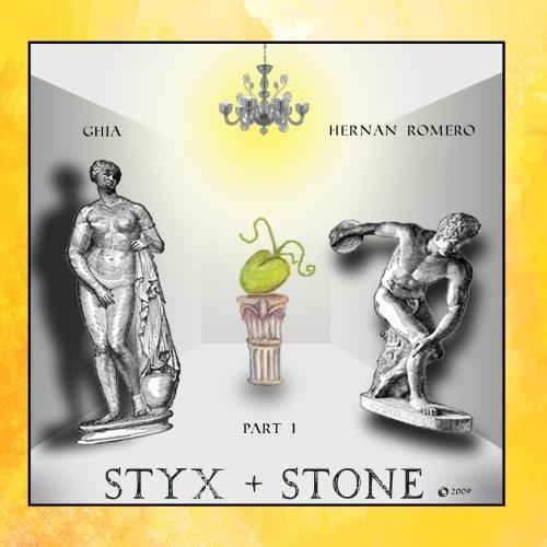 Styx + Stone, Pt 1 by Ghia Gabriela Szwed & Hernan Romero (2011-12-05)