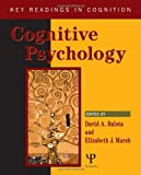 Cognitive Psychology: Key Readings (Key Readings In Cognition)