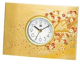 Panel Clock gilt Ouka Fuji < Fuji > M15142-8