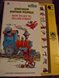 How to Get to Sesame Street (Deluxe Sound Story) (0307740064) by Alexander, Liza