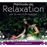 echange, troc Gilles Diederichs & Isabelle Le Faucheur - Relaxation Par La Voix Et La Musique - Aide A L 'Endormissement