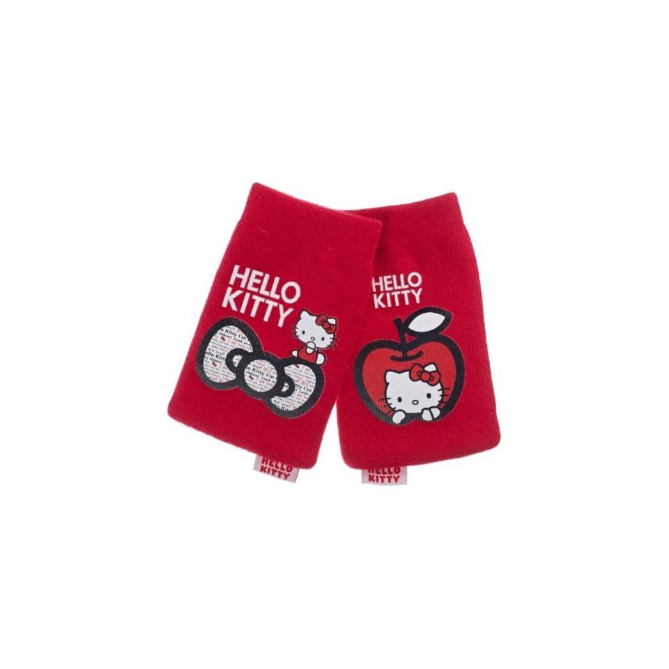 Lazerbuilt Hello Kitty HKSKRD Mobile Phone Sock   Red Sock