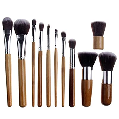 Changeshopping(TM)11X Real Techniques Professional Core Collection Set Makeup Set Pro Kits Brushes Kabuki Cosmetics Brush Tool
