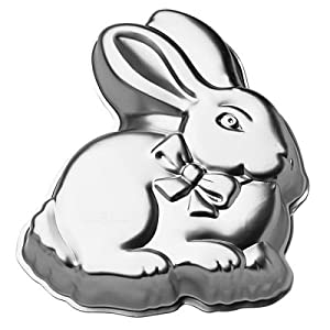 Wilton Cottontail Bunny Cake Pan Instructions