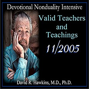 Valid Teachers and Teachings Lecture
