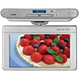 Coby KTFDVD1560 15.6-Inch Under-the-Cabinet DVD/CD Player