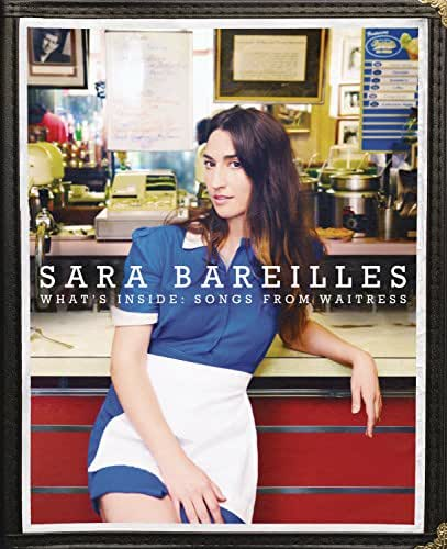 What's Inside: Songs From Waitress (Amazon Deluxe Exclusive) - Sara Bareilles - 2016