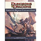Forgotten Realms Campaign Guide, 4th Edition ~ Chris Sims