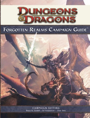 Forgotten Realms Campaign Guide: Roleplaying Game Supplement (Dungeons & Dragons)