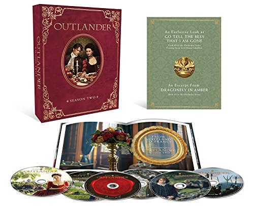Outlander Season 2 Collector's Edition- Blu-ray/UV (Amazon Exclusive) (Outlander Season Two compare prices)