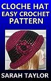Cloche Hat - Easy Crochet Pattern