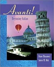 AVANTI BEGINNING ITALIAN by Janice Aski