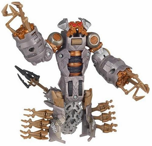 Transformers Movie Deluxe Scorponok from Hasbro