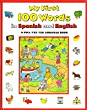 Keith Faulkner My First 100 Words in Spanish/English (My First 100 Words Pull-Tab Book)