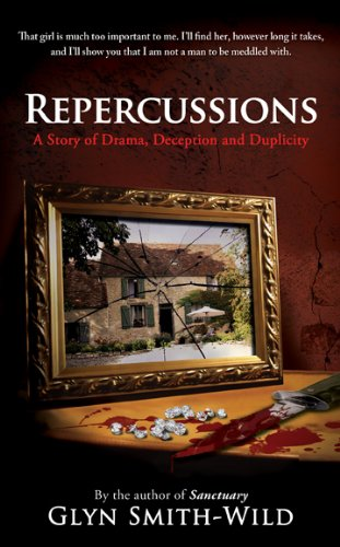Book: Repercussions (Ben Coverdale) by Glyn Smith-Wild