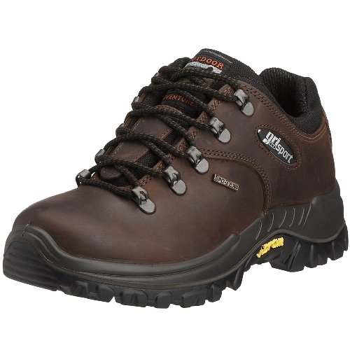 Grisport Men's Dartmoor Hiking Shoe Brown CMG477 12 UK