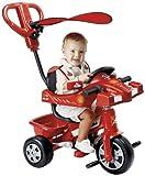 Famosa Ferrari - Triciclo con parasol