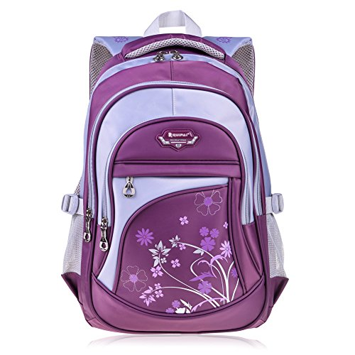 Vbiger Girl's  Backpack for Middle School