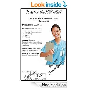 Amazon.com: nln pax study guide: Books