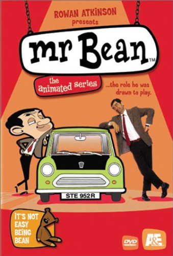 Mr. Bean:Its Not Easy Being Be