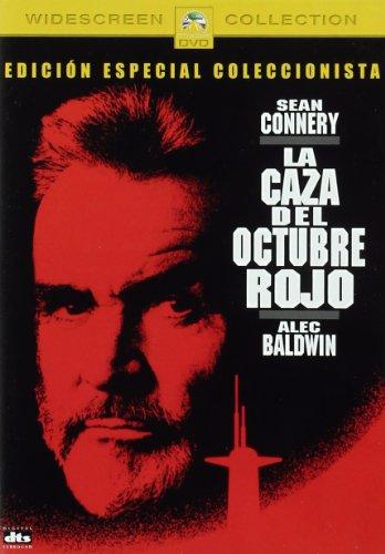 La caza del Octubre Rojo (Edición especial) [DVD]