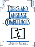 img - for Topics and Language Competencies Level 1 book / textbook / text book