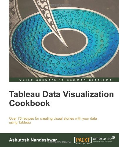 Ashutosh Nandeshwar - Tableau Data Visualization Cookbook