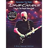 """David Gilmour - Remember That Night: Live At The Royal Albert Hall (2 DVDs)von """"David Gilmour"""""""