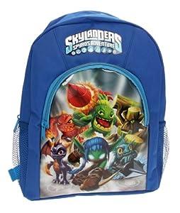 Trade Mark Collections Skylander Backpack (Blue)