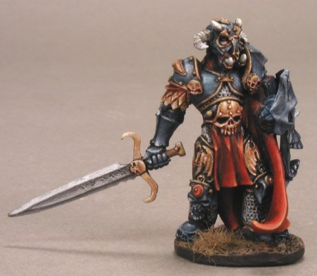 Talarand Blackguard Dark Heaven Legends Series