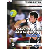 Handball Manager 2009 (PC-DVD) World Edition