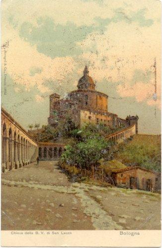 1900 Vintage Postcard Chiesa della Madonna di