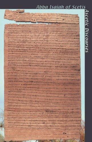 Abba Isaiah of Scetis, JOHN CHRYSSAYGIS, PACHOMIOS ROBERT PENKETT
