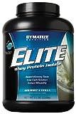 Dymatize Nutrition Elite Whey Protein Powder, Gourmet Vanill