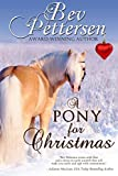 A PONY FOR CHRISTMAS: A Montana Holiday Novella