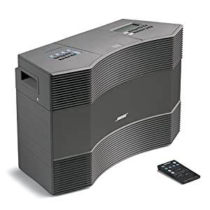 Bose Acoustic Wave Music System II - Titanium Silver