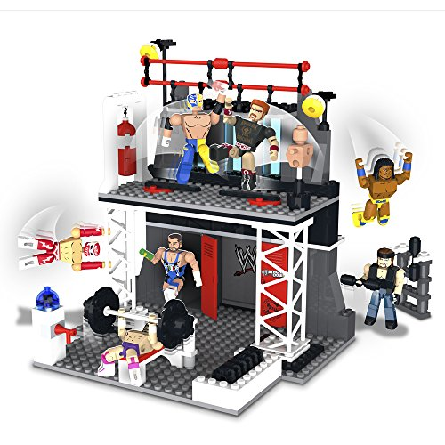wwe-stackdown-train-and-rumble-playset-with-2-figures-styles-may-vary