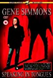 echange, troc Gene Simmons - Speaking in Tongues [Import anglais]