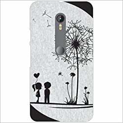 Moto G (3rd Generation) Back Cover - Beautiful Designer Cases