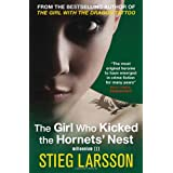 The Girl Who Kicked the Hornets' Nestby Stieg Larsson