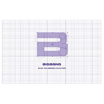 BIGBANG\'s ALIVE 2012 MAKING COLLECTION (DVD5枚組)