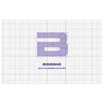 BIGBANG\'s ALIVE 2012 MAKING COLLECTION (DVD5枚組)