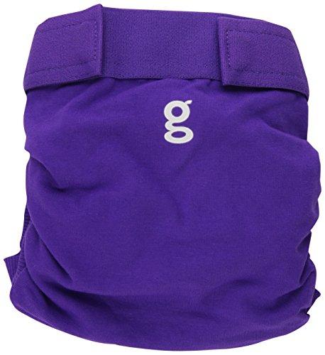 Gdiapers Gpants, Gurple Purple, Medium front-626356